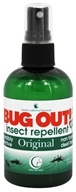 Way Out Wax - Bug Out! Insect Repellent Spray Original - 4 oz.