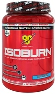 BSN - IsoBurn Metabolic Activating Whey Isolate Blend Vanilla Ice Cream - 1.32 lb.