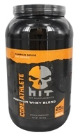 HIT Supplements - Core Athlete Premium Whey Protein Blend Pumpkin Spice - 904.29 Grams