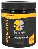 HIT Supplements - Reform Matrix Glutamine Blend Island Fruit - 265.6 Grams