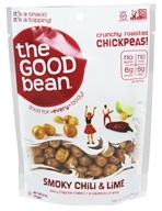 The Good Bean - All Natural Chickpea Snack Smoky Chili & Lime - 2.5 oz.