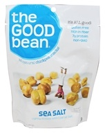 The Good Bean - All Natural Chickpea Snack Sea Salt - 2.5 oz.