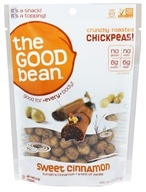The Good Bean - All Natural Chickpea Snack Sweet Cinnamon - 2.5 oz.