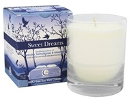 Way Out Wax - Soy Wax Candle Clear Glass Tumbler Sweet Dreams - 6 oz.