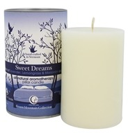 Way Out Wax - Pillar Candle Sweet Dreams - 2.75