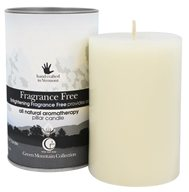 Way Out Wax - Pillar Candle Fragrance Free - 2.75