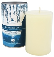 Way Out Wax - Pillar Candle Escentual Love - 2.75