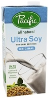 Pacific Natural Foods - All Natural Ultra Soy Milk Original - 32 oz.