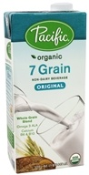 Pacific Natural Foods - Organic 7 Grain Milk Vanilla - 32 oz.