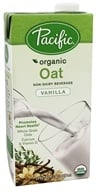 Pacific Natural Foods - Organic Oat Milk Vanilla - 32 oz.