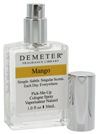 Demeter Fragrance - Cologne Spray Mango - 1 oz.
