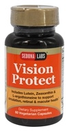 Sedona Labs - Vision Protect Dietary Supplement - 60 Capsules