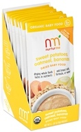 Nurturme - Organic Dried Baby Food 6+ Months Sweet Potatoes, Oatmeal, Bananas - 0.67 oz.