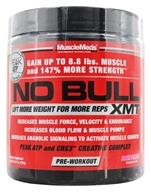 MuscleMeds - NO Bull XMT Pre-Workout Fruit Punch - 230 Grams