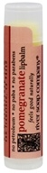 River Soap Company - Lip Balm Pomegranate - 0.15 oz.