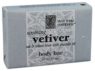 River Soap Company - Bar Soap Soothing Vetiver - 4.5 oz.