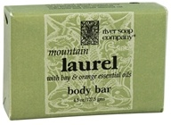 River Soap Company - Bar Soap Mountain Laurel - 4.5 oz.