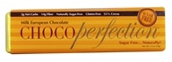 ChocoPerfection - Sugar Free European Milk Chocolate 55% Cocoa Bar - 1.8 oz.