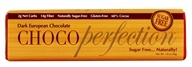 ChocoPerfection - Sugar Free Dark European Chocolate 60% Cocoa Bar - 1.8 oz.