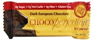 ChocoPerfection - Sugar Free Dark European Chocolate 65% Cocoa Mini Bar - 10 Grams