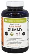Nature's Dynamics - Body Boost Joint Relief Whole Food Gummy - 90 Gummies