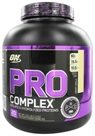 Optimum Nutrition - Pro Complex Isolate & Hydrolyzed Proteins Creamy Vanilla - 3.31 lbs.