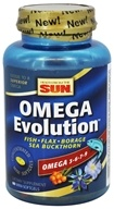 Health From The Sun - Omega Evolution - 60 Softgels