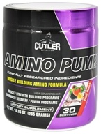 Cutler Nutrition - Amino Pump JC Fruit Punch 30 Servings - 10.05 oz.