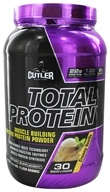 Cutler Nutrition - Total Protein Muscle Building Sustain Powder Creamy Vanilla 30 Servings - 2.3 lbs.