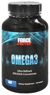 Force Factor - Omega3 Daily - 120 Softgels