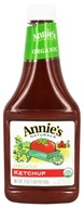 Annie - Ketchup organique - 24 once.