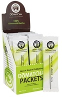 DoMatcha - Ceremonial Matcha Ancient Japanese Green Tea - 24 x 1.5g Packets