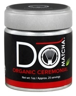DoMatcha - Ceremonial Matcha Ancient Japanese Green Tea Organic - 1 oz.
