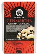 DoMatcha - Genmai Cha Tea with Matcha Blend - 20 Tea Bags