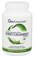 OmEssentials - Advanced Formulation Joint/Ligament Support - 100 Caplets