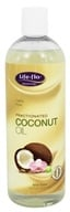 Life-Flo - Fractionated Coconut Oil Odorless - 16 oz.