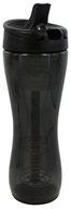Trimr - Hybrid Water Shaker Bottle Black - 24 oz.