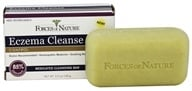 Forces of Nature - Eczema Cleanse Medicated Cleansing Bar - 3.5 oz.