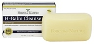Forces of Nature - H-Balm Cleanse Medicated Cleansing Bar - 3.5 oz.