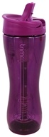 Trimr - Hybrid Water Shaker Bottle Plum - 24 oz.