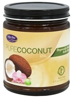 Life-Flo - Pure Coconut Oil Organic Extra Virgin - 9 oz.