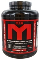 MTS Nutrition - Machine Whey Vanilla - 5 lbs.