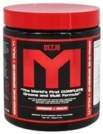 MTS Nutrition - Machine Greens + Multi Formula - 162 Grams