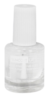Suncoat - Girl Water-Based Nail Polish Clear Gloss - 0.27 oz.