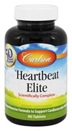 Carlson Labs - Heartbeat Elite Scientifically Complete - 90 Tablets