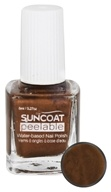 Suncoat - Polish & Peel Water-Based Nail Polish Copacabana - 0.27 oz.