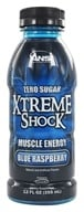 ANSI (Advanced Nutrient Science) - Xtreme Shock RTD Muscle Energy Blue Raspberry - 12 oz.