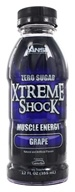 ANSI (Advanced Nutrient Science) - Xtreme Shock RTD Muscle Energy Grape - 12 oz.