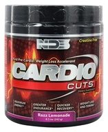 NDS Nutrition - Cardio Cuts Creatine Free Razz Lemonade - 8.5 oz.