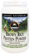 Source Naturals - Brown Rice Protein Powder - 32 oz.